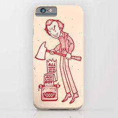 Dull Boy iPhone 6 Slim Case