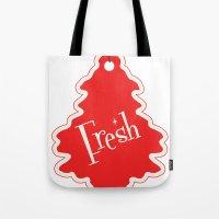 Fresh! Tote Bag