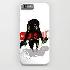 Monkey Go Boom Now iPhone 6s Slim Case