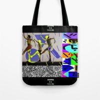 ショッピングワー… Tote Bag