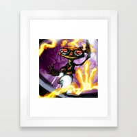 Razputin Framed Art Print