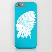 Chief / White Edition iPhone 6 Slim Case