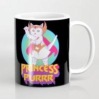 Princess of Purrr Mug
