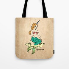 MERMACORN Tote Bag