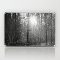 Black And White - In See… Laptop & iPad Skin