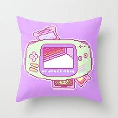 aestheticboy Throw Pillow