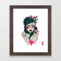 Taluna Framed Art Print