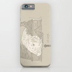 Oh carp. iPhone 6 Slim Case