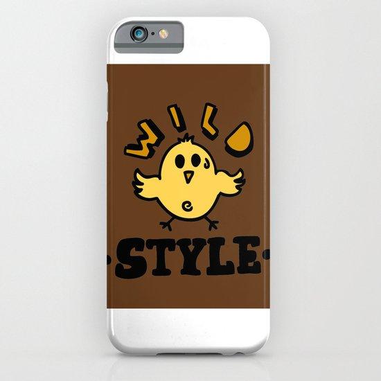 wild style iPhone & iPod Case