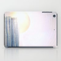 New York by Gehry Illustration iPad Case