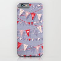 iPhone Cases featuring Hate card by Lime