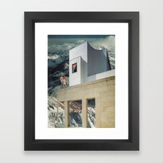 See For Miles Framed Art Print