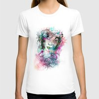 Bride2 Womens Fitted Tee White SMALL