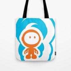 Spaceman 01 Tote Bag
