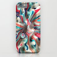 iPhone Cases featuring Weird Surface by Danny Ivan