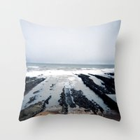 St.andrews Throw Pillow