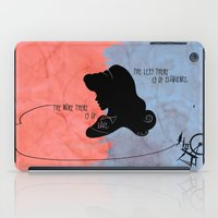The More There Is Of Lov… iPad Case