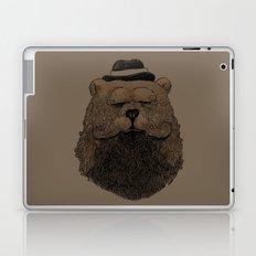 Grizzly Beard Laptop & iPad Skin