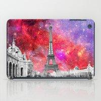 NEBULA VINTAGE PARIS iPad Case