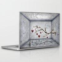 Laptop & iPad Skin featuring Der alte Liebesbaum  by teddynash