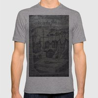 Colic In The 19th Mens Fitted Tee Athletic Grey SMALL