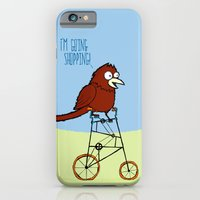 I'm Going Shopping iPhone 6 Slim Case