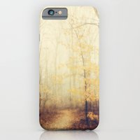 iPhone & iPod Case featuring January hush by Jenn DiGuglielmo