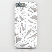 Refracted Diamond iPhone 6 Slim Case