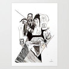 des24 Art Print