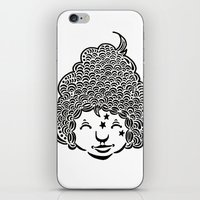 Smiling Is Good For You. iPhone & iPod Skin
