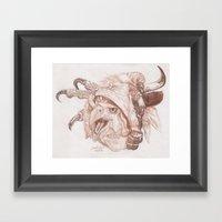 Cherubim Framed Art Print