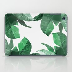 Tropical Palm Print iPad Case
