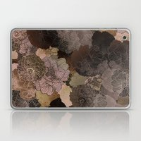 Vintage Floral Shades Laptop & iPad Skin