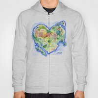 Island of Love Hoody