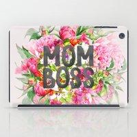 MOM BOSS iPad Case