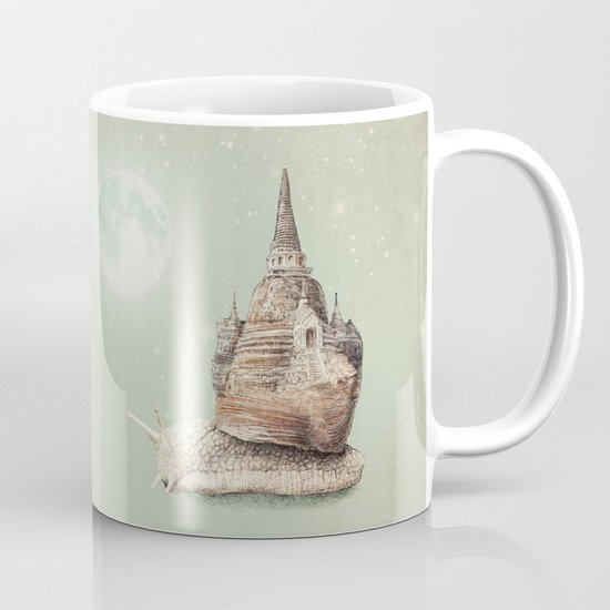 The Snail's Dream Mug