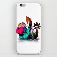 Bad Guys iPhone & iPod Skin