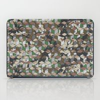 CUBOUFLAGE MULTI (SMALL) iPad Case