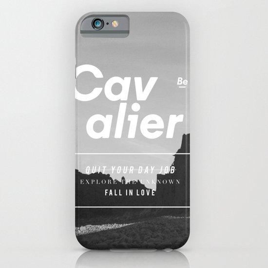 The Cavalier iPhone & iPod Case