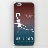 Irma la Douce iPhone & iPod Skin