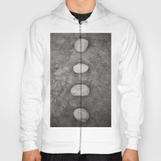 Lined up Hoody