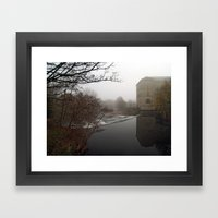 New Mill Framed Art Print