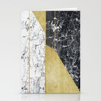 marble hOurglass Stationery Cards