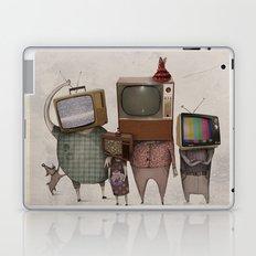 my family and I Laptop & iPad Skin