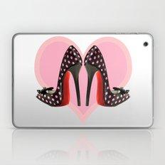 Love Shoes Laptop & iPad Skin
