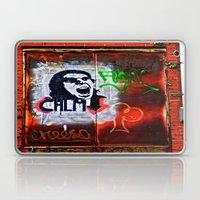 Back Alley Street Art Laptop & iPad Skin