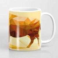 Syncerus caffer Mug