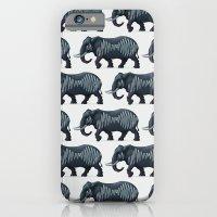 Elepham (Herd of Sheffield) iPhone 6 Slim Case