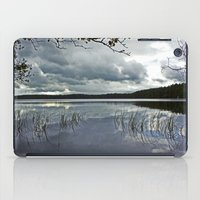 Loch Garten, Scotland.  iPad Case