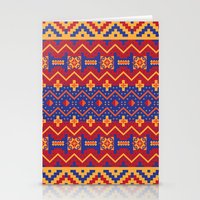native Stationery Cards featuring Native by Arcturus